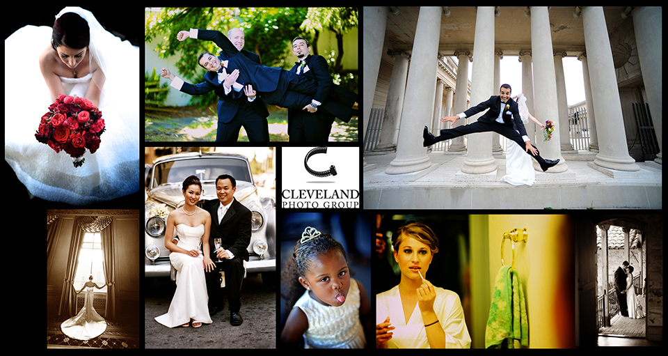 Schedule your special day with us! Cleveland Photo Group