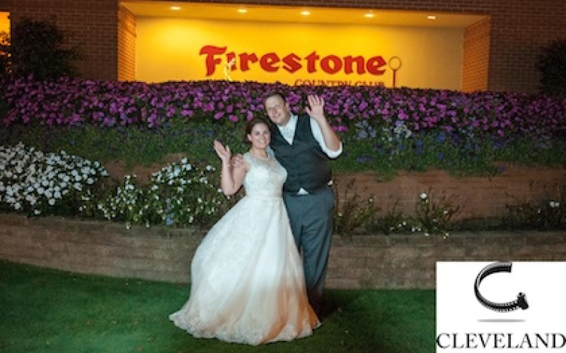Firestone country club wedding