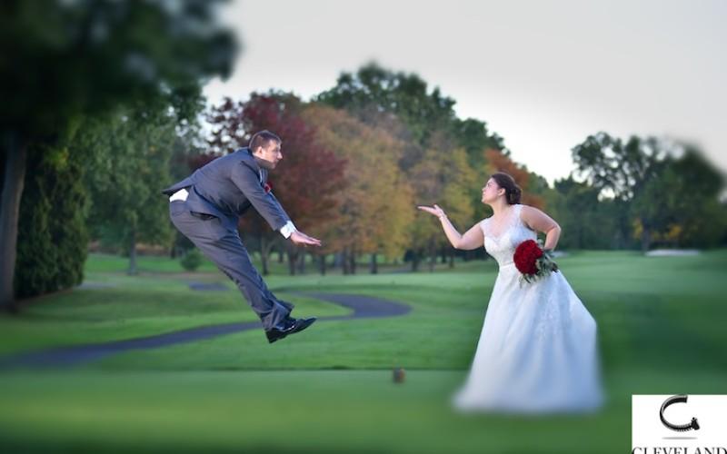 Firestone country club wedding