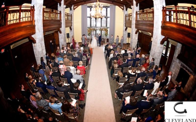 Tudor Arms Hotel wedding for Emily & Michael