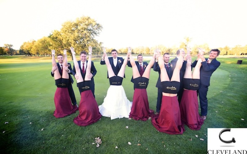 Lakewood Country club wedding for Cassie & Dino
